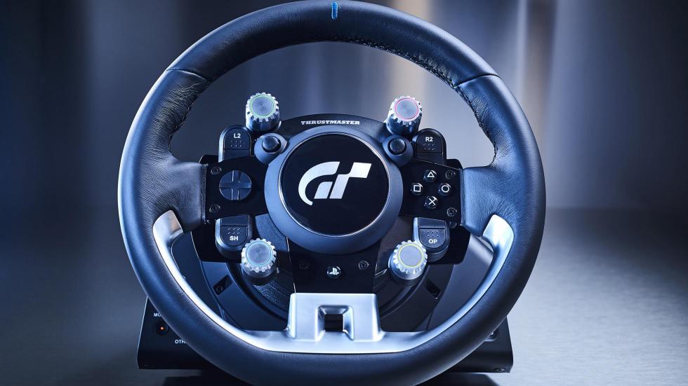 Volante para GT Sport (I)