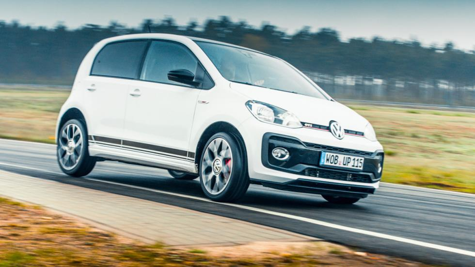 Volkswagen up! GTI (curva 2)