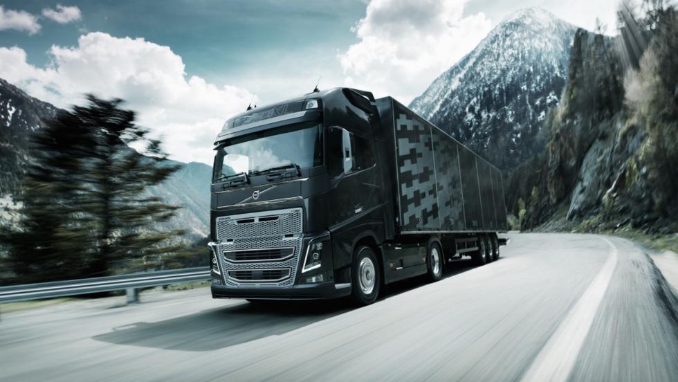 Volvo FH16: 750 CV