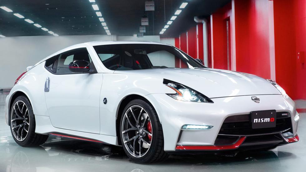 10 deportivos más lentos que el camión de Tesla - Nissan 370Z Nismo