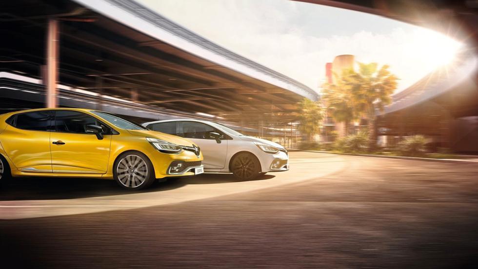 10 deportivos más lentos que el camión de Tesla - Renault Clio RS