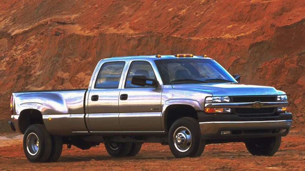 2001 - Chevrolet Silverado