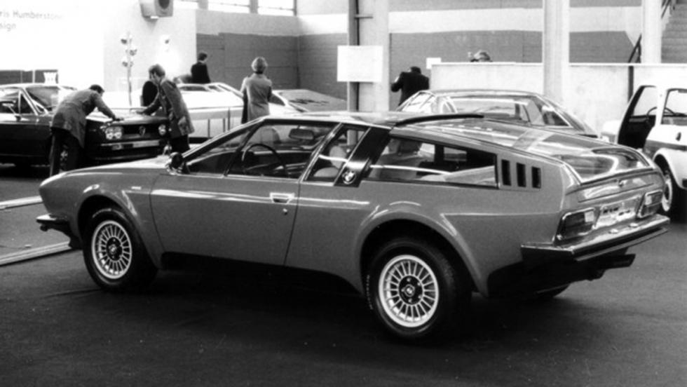 3 BMW que nadie conoce - 528 GT Coupé