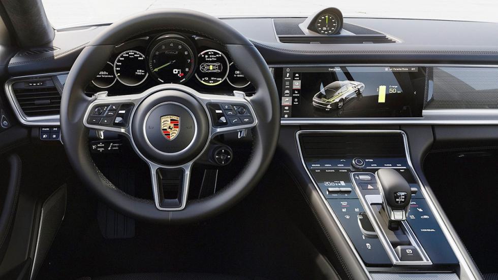 5 berlinas que enamoran - Porsche Panamera Turbo S E-Hybrid