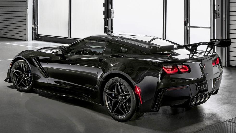 5 bestias americanas que nos han alegrado 2017 - Chevrolet Corvette ZR1