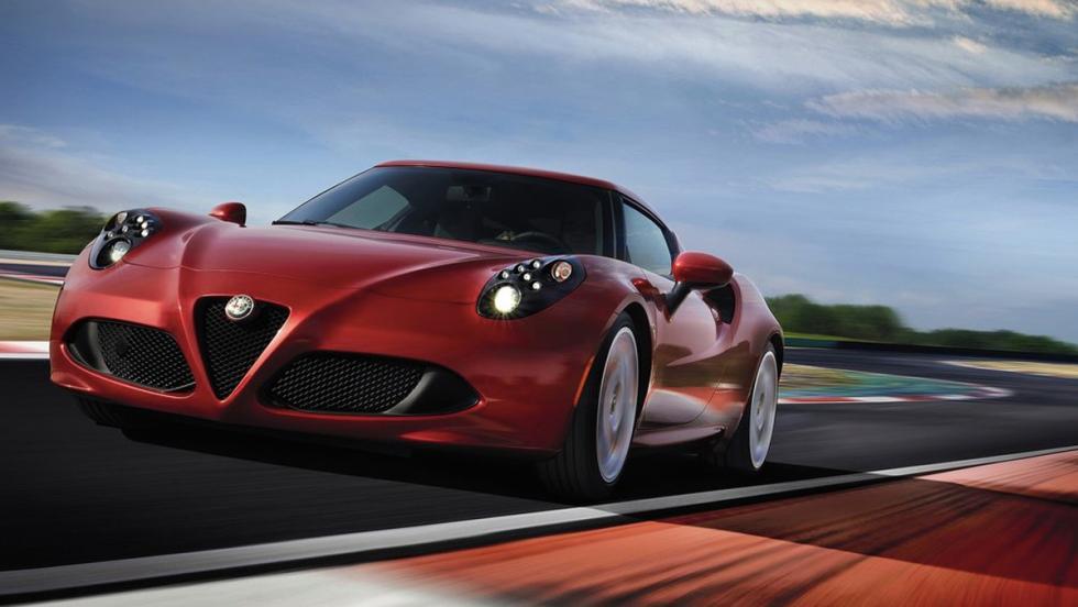 Alfa Romeo 4C (I)