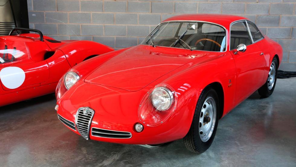 Alfa Romeo Giulietta Sprint Zagato