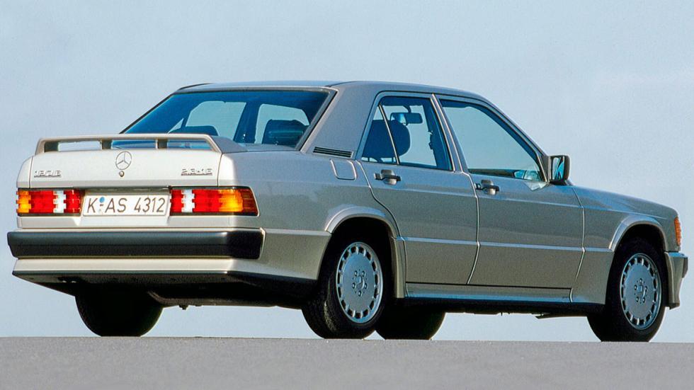 Mercedes 190E 2.3 16v deportivo