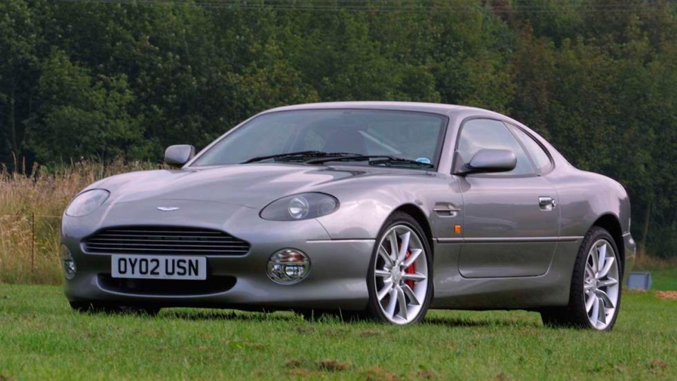 Aston Martin baratos: Aston Martin DB7 coupé lujo deportivo