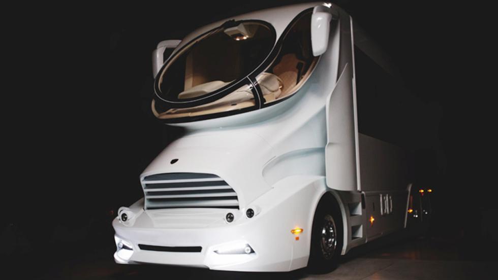 Las autocaravanas más lujosas del mundo - Marchi Mobile Palazzo