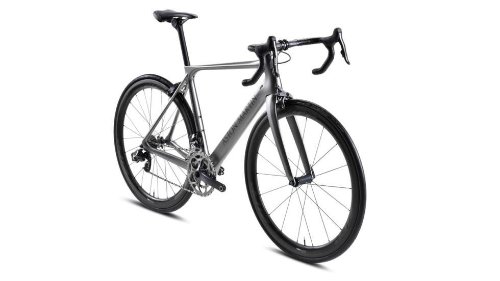 Bicicleta Aston Martin (I)