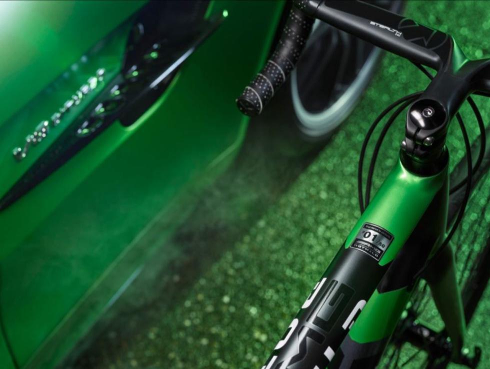 Bicicleta RS.2 Mercedes-AMG