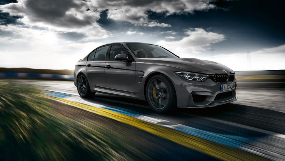 BMW M3 CS (I)
