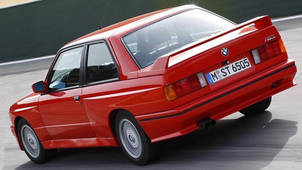 BMW M3 E30 - 1986