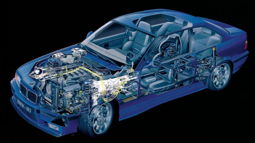 BMW M3 E36 compacto deportivo alternativa