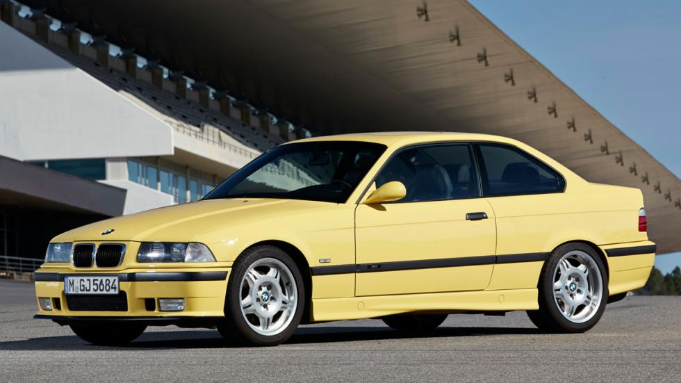 BMW M3 E36 compacto deportivo alternativa