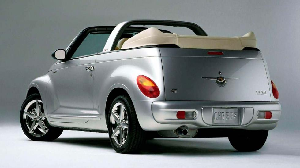 Chrysler PT Cruiser Cabriolet deportivo