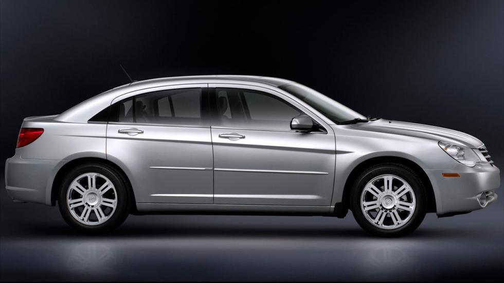 Coche feo de la semana: Chrysler Sebring (II)