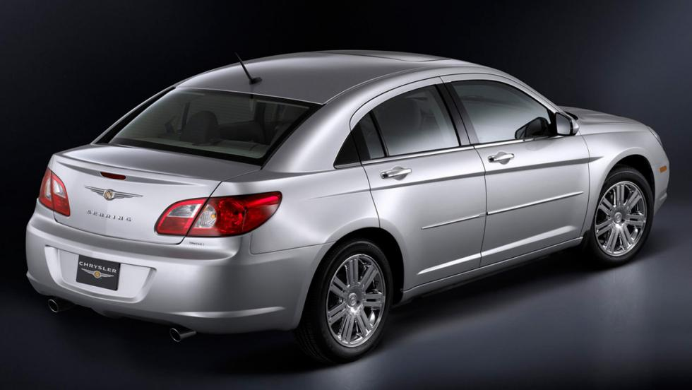 Coche feo de la semana: Chrysler Sebring (III)