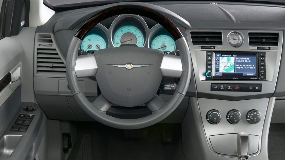 Coche feo de la semana: Chrysler Sebring (V)