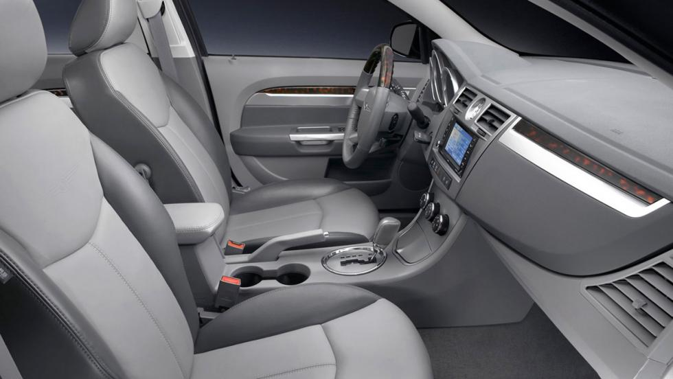 Coche feo de la semana: Chrysler Sebring (VI)