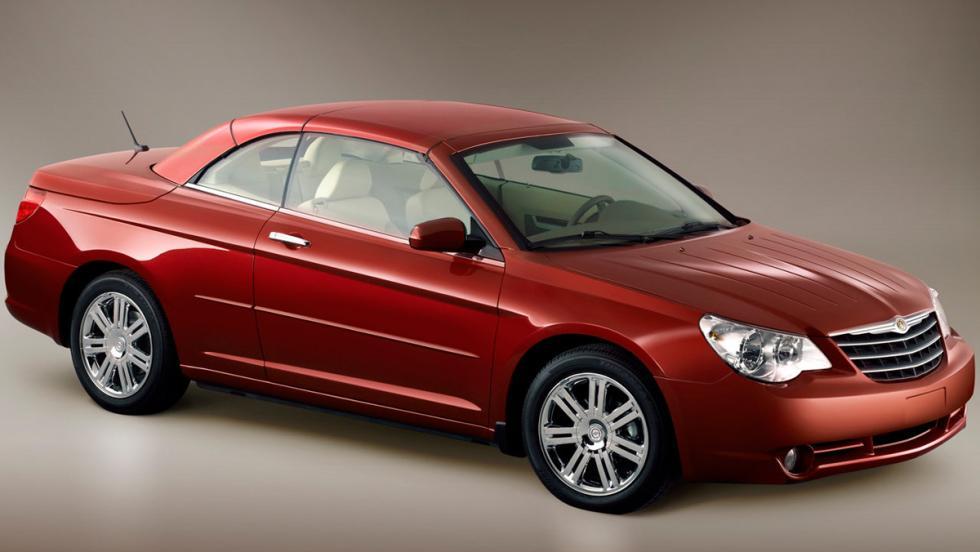 Coche feo de la semana: Chrysler Sebring (VIII)
