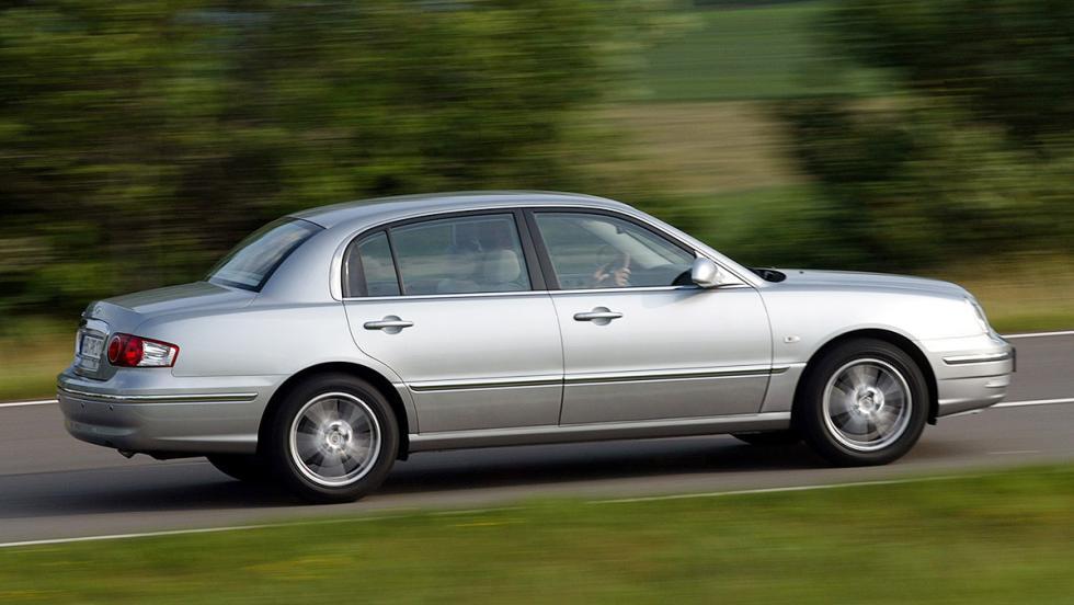 El coche feo de la semana: Kia Opirus