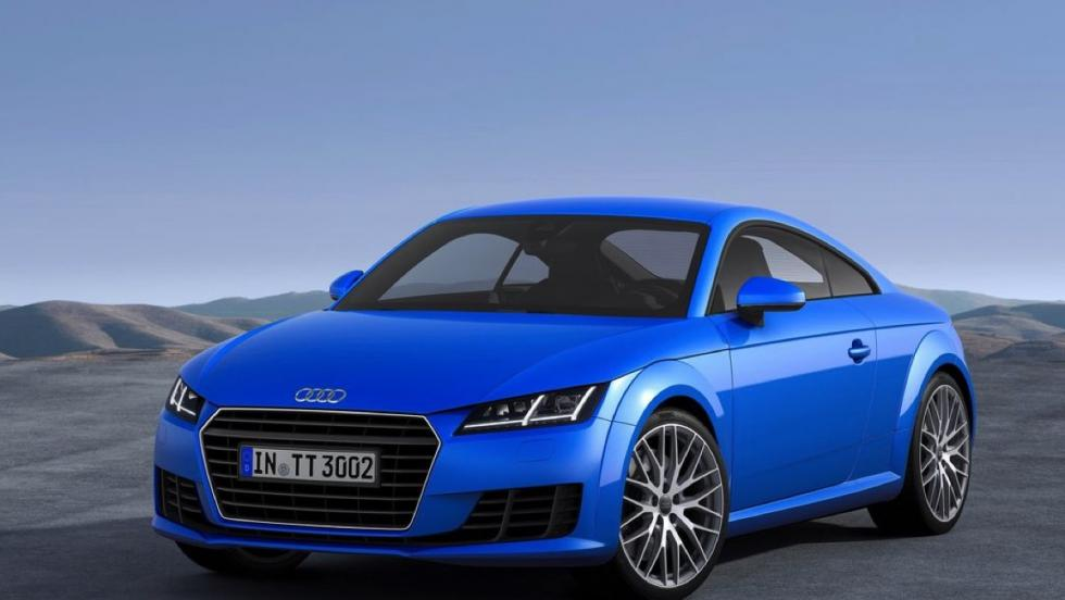 Coches deportivos más vendidos octubre: Audi TT - 10