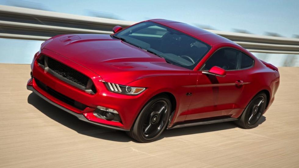 Coches deportivos más vendidos octubre: Ford Mustang - 39