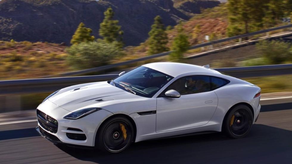 Coches deportivos más vendidos octubre: Jaguar F-Type - 5
