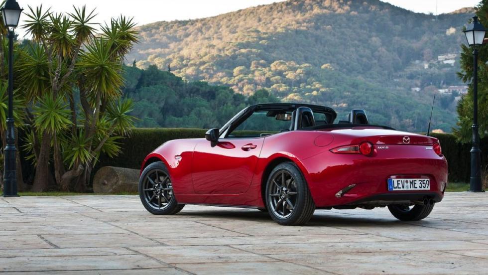 Coches deportivos más vendidos octubre: Mazda MX-5 - 57