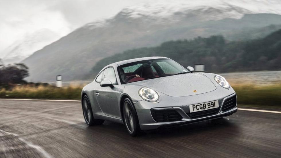 Coches deportivos más vendidos octubre: Porsche 911 - 31