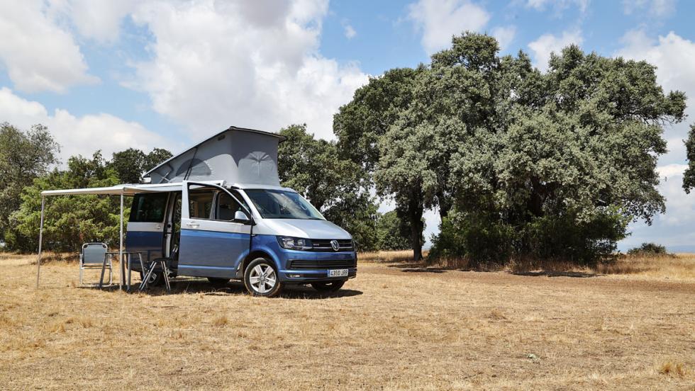 Coches para no pagar hipoteca: Volkswagen California (I)