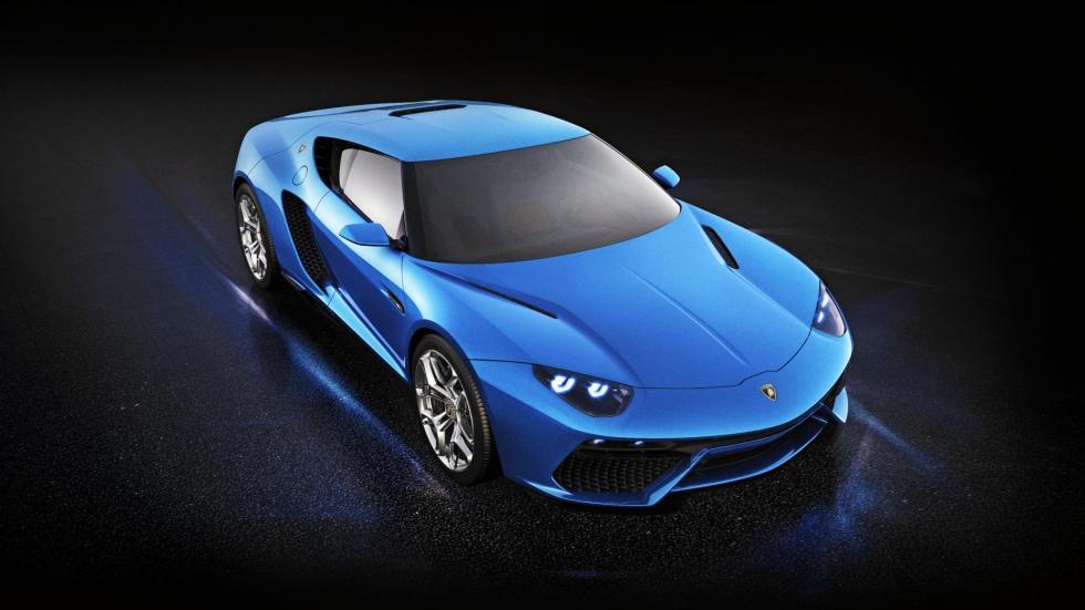 Concepts de Lamborghini: Asterion