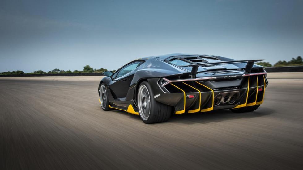 Concepts de Lamborghini: Centenario