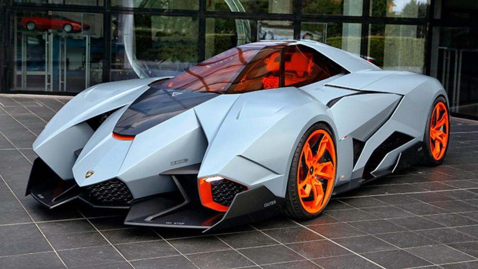 Concepts de Lamborghini: Egoista