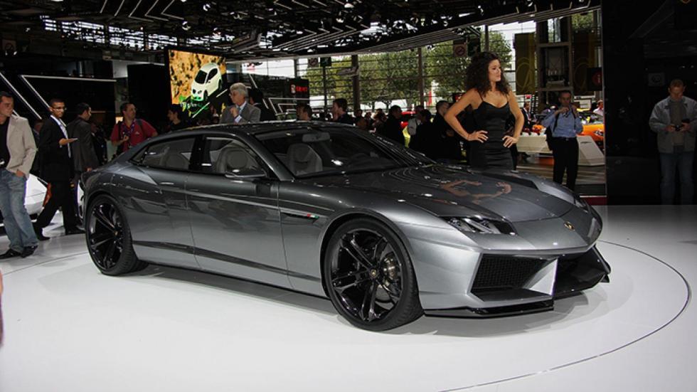 Concepts de Lamborghini: Estoque