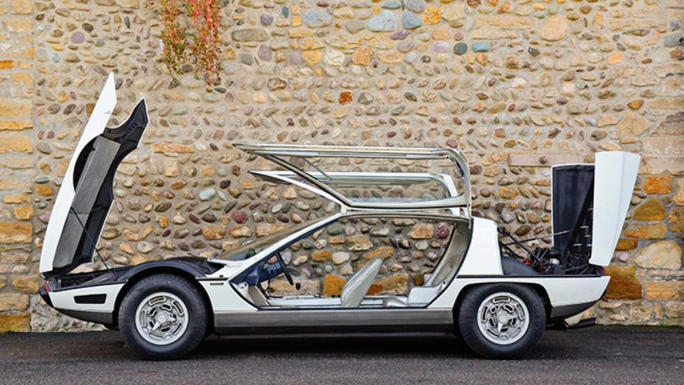 Concepts de Lamborghini: Marzal