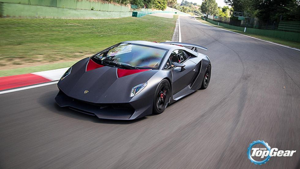Concepts de Lamborghini: Sesto Elemento