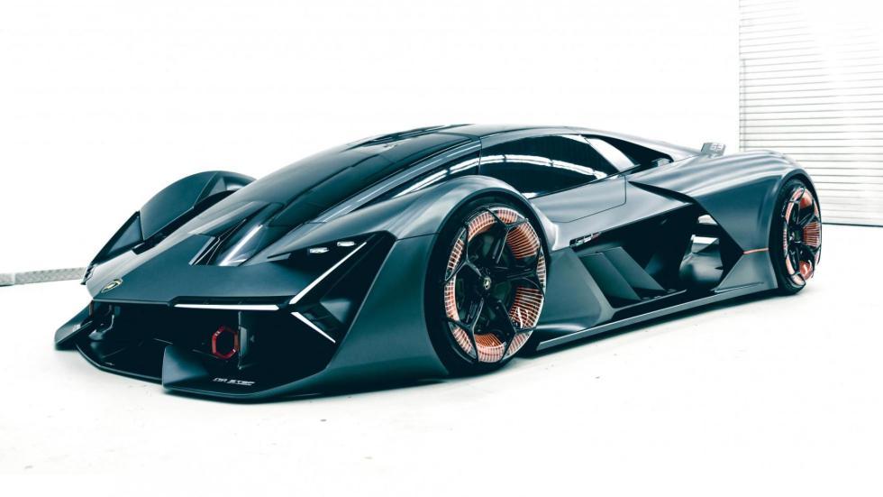 Concepts de Lamborghini: Terzo Millenio
