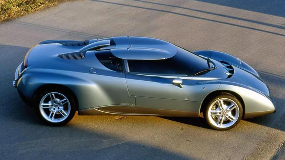 Concepts de Lamborghini: Zagato Raptor
