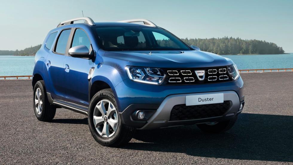 Dacia Duster 2018 (IV)