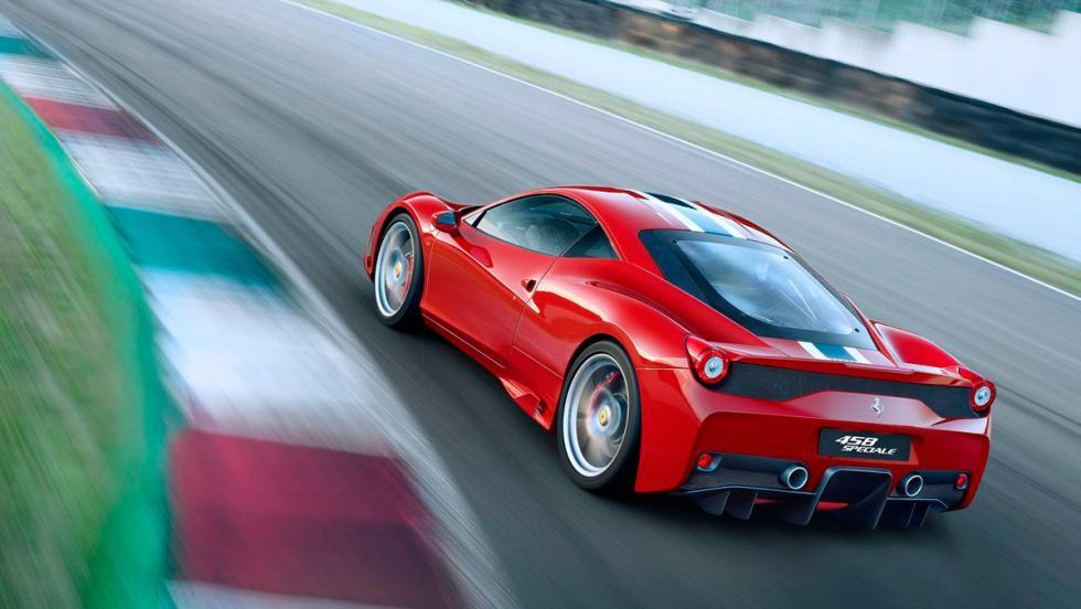 Deportivos menos vendidos: Ferrari 458