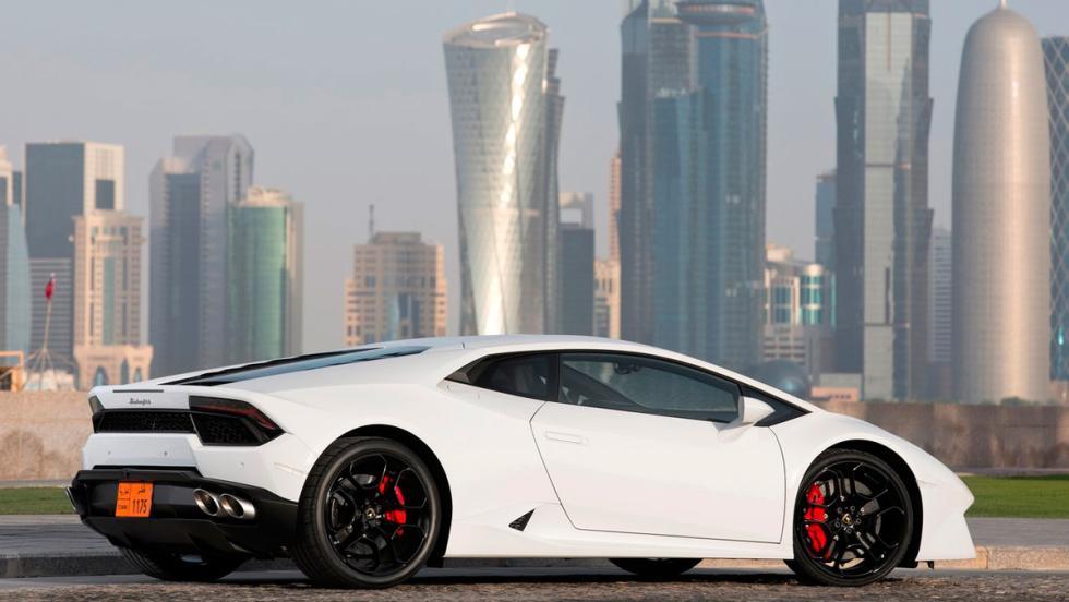 Deportivos menos vendidos: Lamborghini Huracán