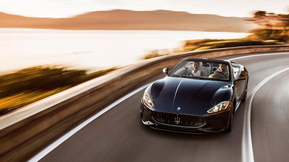 Deportivos menos vendidos: Maserati GranCabrio