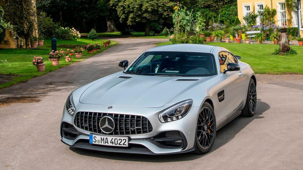 Deportivos menos vendidos: Mercedes AMG GT