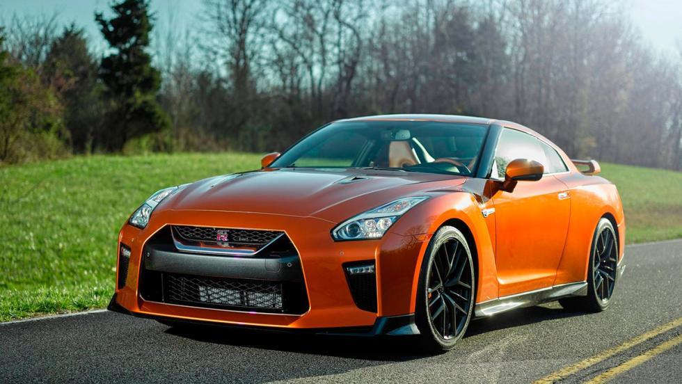 Deportivos menos vendidos: Nissan GT-R