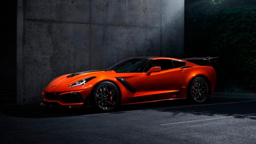 Deportivos que podrían ser muscle cars jaguar f-type audi rs5 lexus rc-f maserati granturismo corvette zr1 amg gt r
