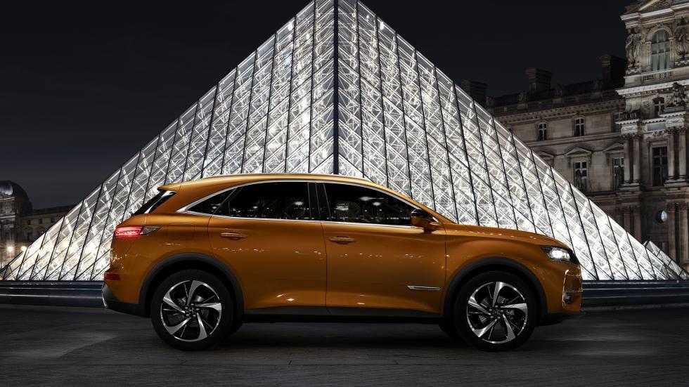 El nuevo DS7 Crossback, el primer SUV de la marca