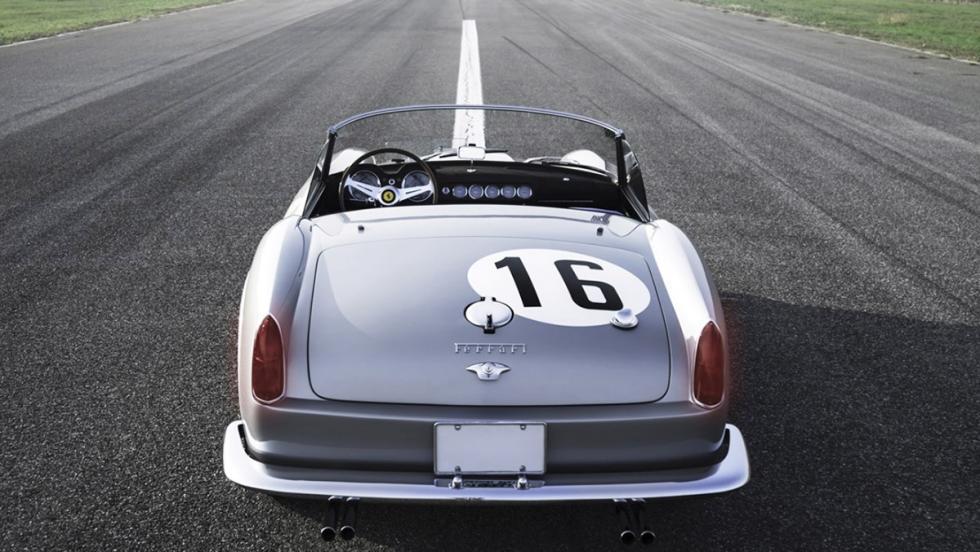 Ferrari 250 GT LWB California Spider Competizione by Scaglietti